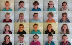 les élèves de CE2 CM1